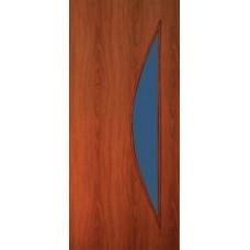 Межкомнатная ламинированная дверь 4С5 итальянский орех