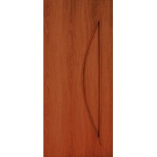 Межкомнатная ламинированная дверь 4Г5 итальянский орех