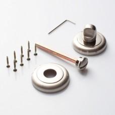 Завертка к ручкам TIXX BK 04 никель матовый/никель блестящий
